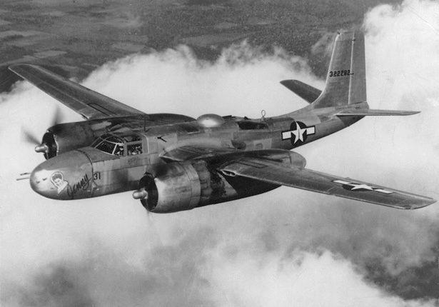 Douglas B-26_Invader