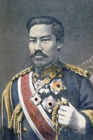 Mutsuhito-